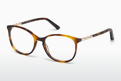 Naočale Swarovski SK5163 053 - Havana, Yellow, Blond, Brown